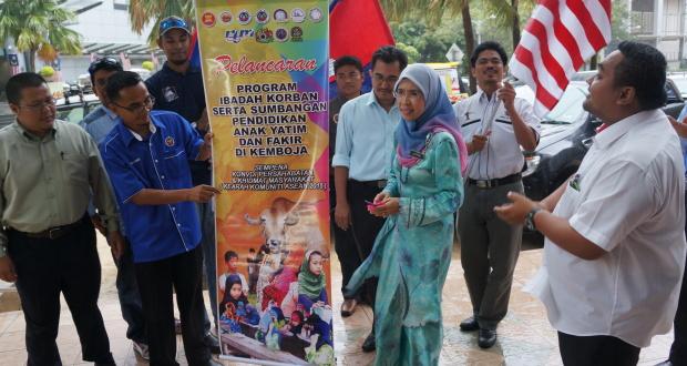 Majlis Sidang Media dan Soft Launch Program dirasmikan oleh Ketua Pengarah Jabatan Belia dan Sukan Malaysia, Puan Hajjah Hatipah Ibrahim