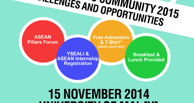 ASEAN Youth Dialogue Poster