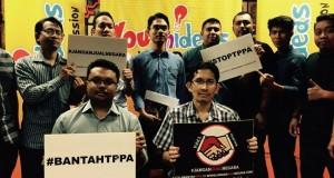 TPPA Bantah