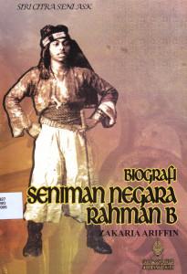 Biografi Seniman Negara Rahman B