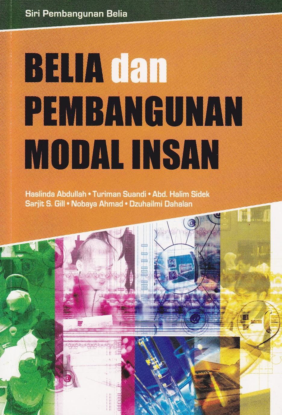 Belia Dan Pembangunan Modal Insan Majlis Belia Malaysia